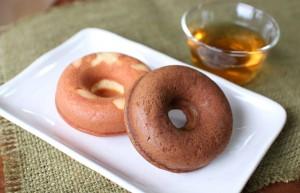 【出展者紹介】かもじいさんの、抹茶焼きドーナツ