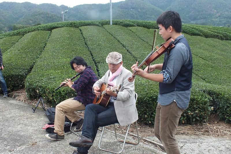 (日本語) 茶畑ツアー