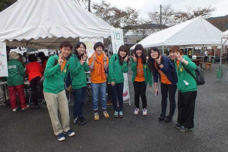 「イビューサ」~主に関西大学のボランティアの皆さん