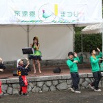 (日本語) 音楽ステージ