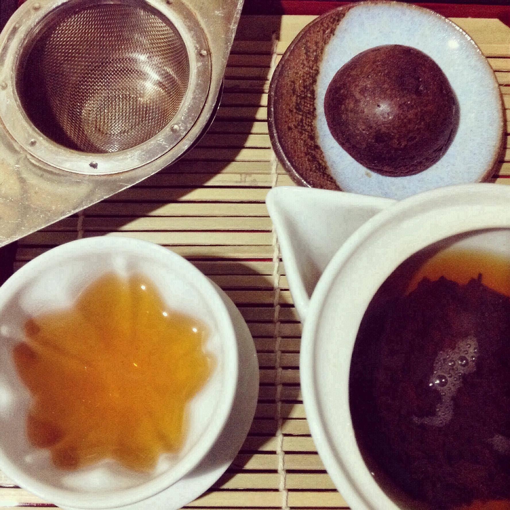 《和紅茶をいれてみよう》