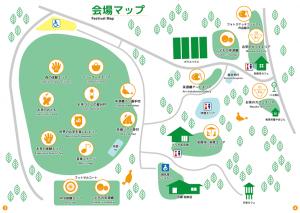 【2017年度】エリアマップ公開!