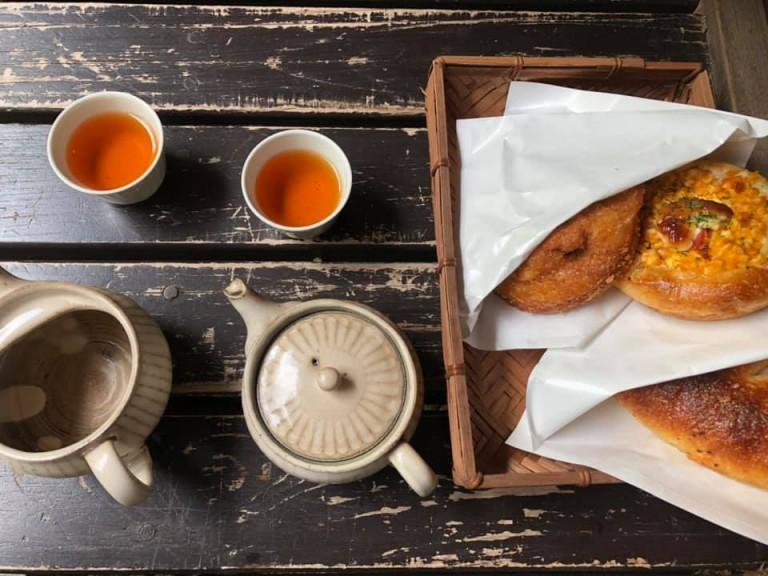 (日本語) 器の違いによるお茶の飲み比べと、茶器販売