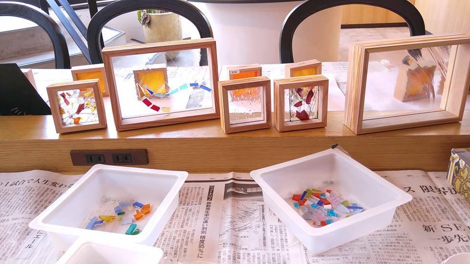 <!--:ja-->森吉野杉を活用しカラーガラスと組み合わせてのオブジェづくり体験<!--:-->
