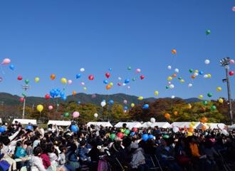 茶源郷まつり2014年の写真